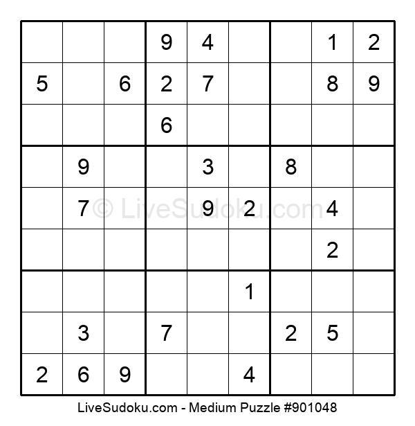 Medium Puzzle #901048