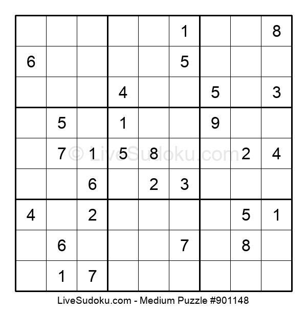 Medium Puzzle #901148