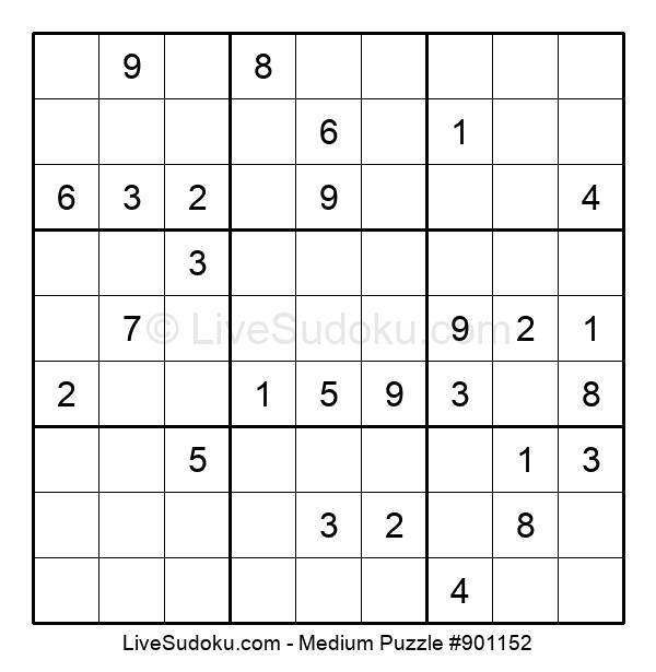 Medium Puzzle #901152