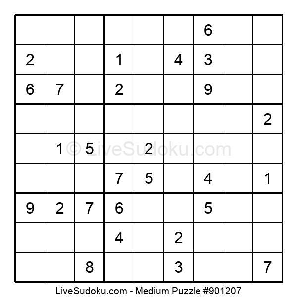 Medium Puzzle #901207