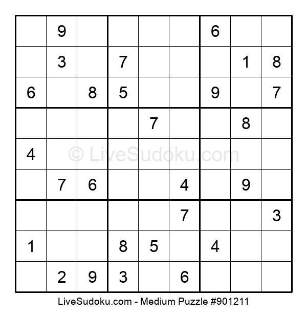 Medium Puzzle #901211