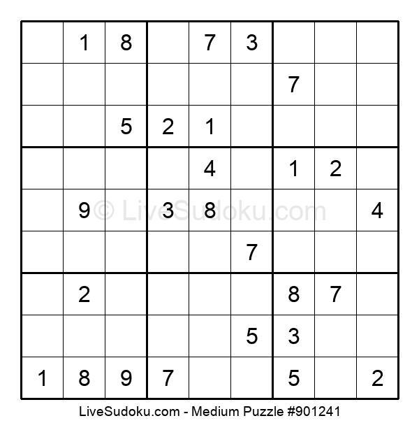Medium Puzzle #901241
