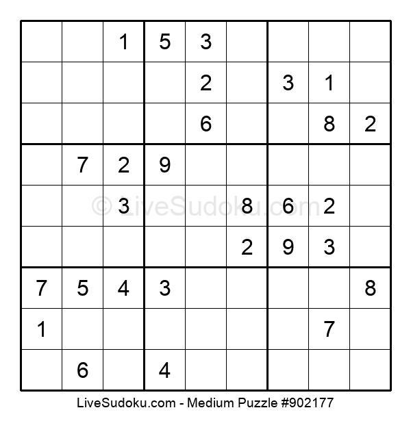 Medium Puzzle #902177