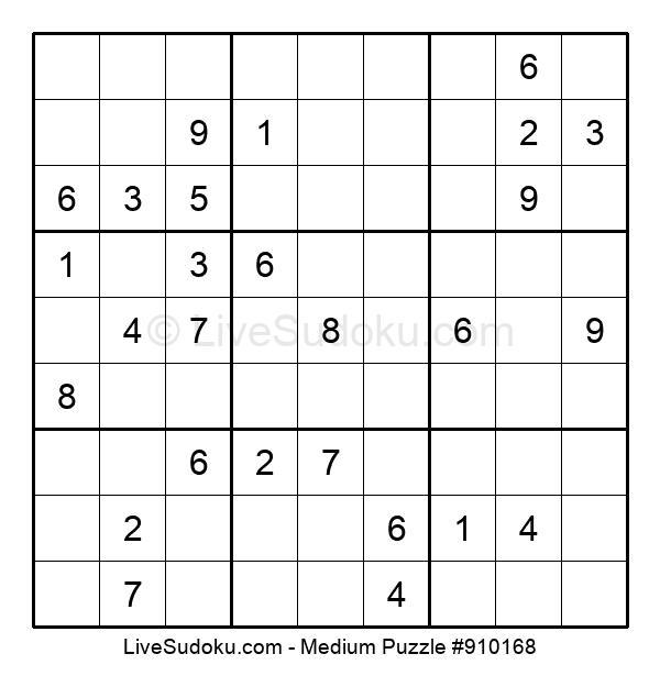 Medium Puzzle #910168