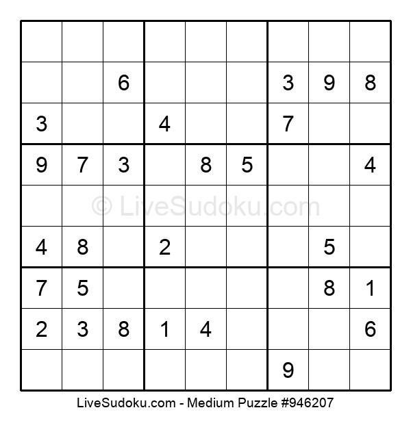 Medium Puzzle #946207