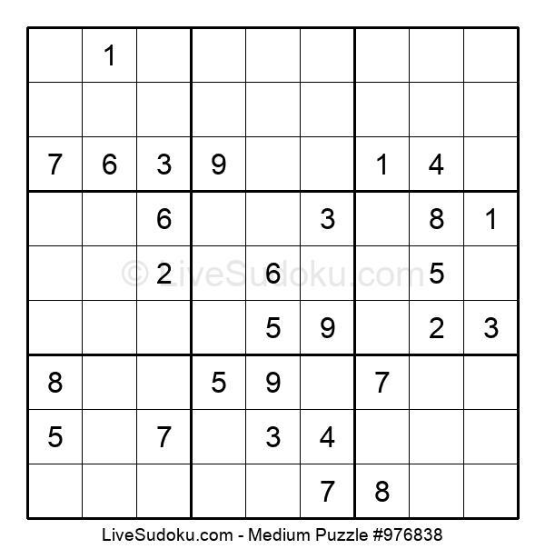 Medium Puzzle #976838