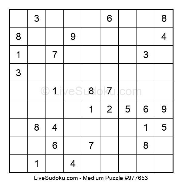 Medium Puzzle #977653